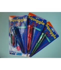 Wibrujący długopis SQUIGGLE WIGGLE