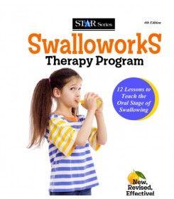 SWALLOWORKS Therapy program, Char Boshart