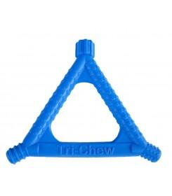 Gryzak logopedyczny w kształcie trójkąta