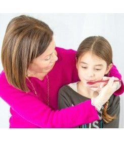 Łyżeczka terapeutyczna MAROON dla dzieci