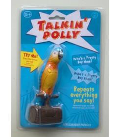 Papużka Polly - do nagrywania własnego głosu