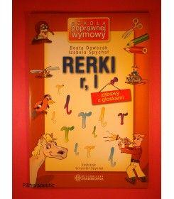 RERKI - zabawy z głoskami r, l