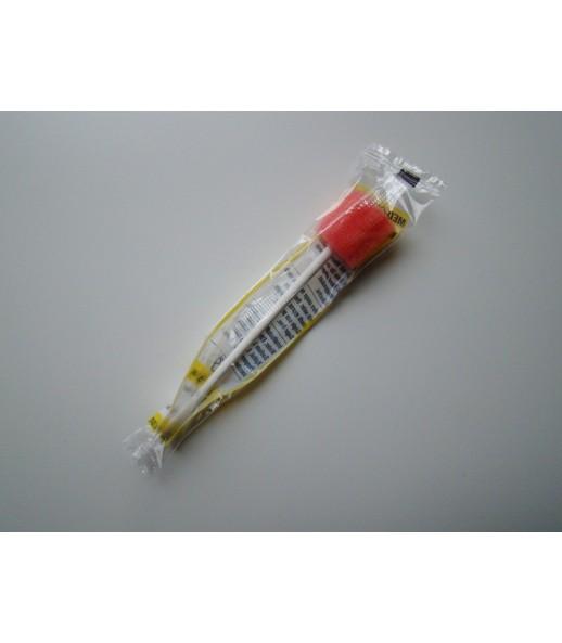 Gąbkowa szpatułka do sensorycznego masażu i utrzymania higieny w jamie ustnej