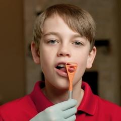 Ćwiczenia lateralne języka